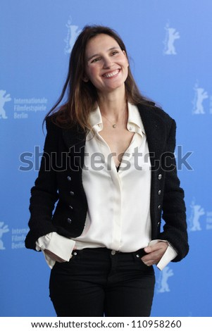 BERLIN, GERMANY - FEBRUARY 09: Virginie Ledoyen attends the 'Les Adieux De La Reine' Photocall at the 62nd Berlin International Film Festival at the Grand Hyatt on February 9, 2012 in Berlin, Germany.
