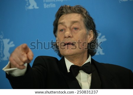 BERLIN, GERMANY - FEBRUARY 07:  Winfried Glatzeder  attends the 'The Last Summer of the Rich ' photocall during the 65th Film Festival at Grand Hyatt Hotel on February 7, 2015 in Berlin, Germany