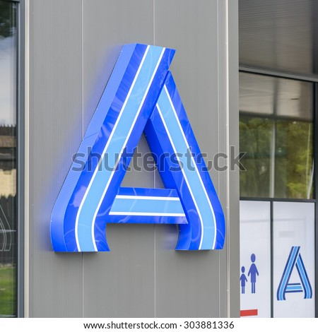 Berlin Germany July 23 Logo Brand Stock Photo Edit Now Shutterstock