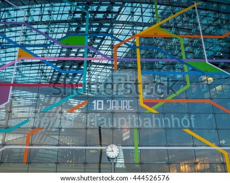 Berlin Germany June 7 2016 Berlin Stock Photo 444526576 Shutterstock