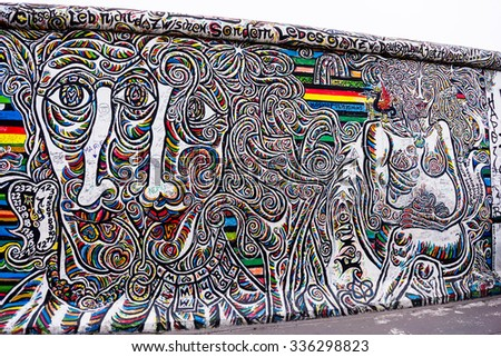 Berlin Wall Stock Images, Royalty-Free Images & Vectors | Shutterstock
