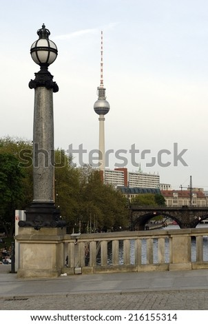Berlin, Tower