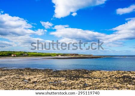 Berwick-upon-Tweed, England - stock photo