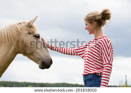 Best friends - stock photo
