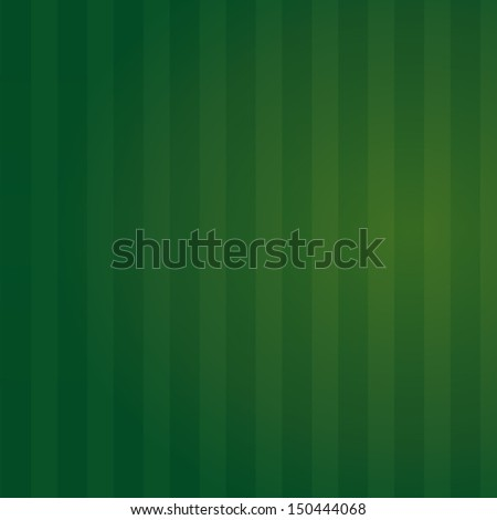 best green field illusion isolated background - stock photo