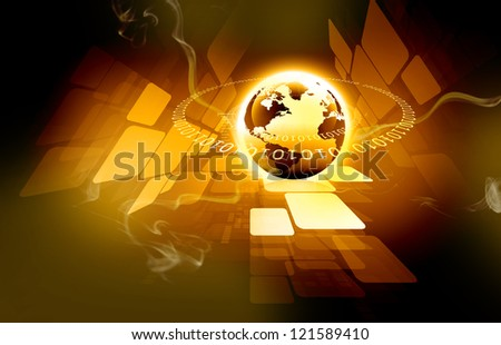 Best Internet Concept of global business - stock photo