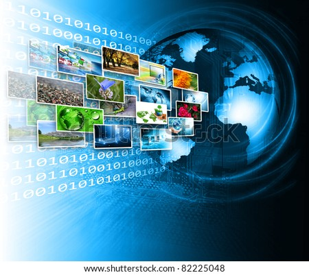 Best Internet Concept of global business from concepts series - stock photo