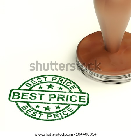 Best Price Stamp Showing Sale And Reduction