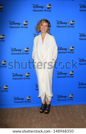 BEVERLY HILLS - AUG 4: Tessa Ferrer at the 2013 Television Critics Association's Summer Press Tour - Disney/ABC Party at The Beverly Hilton Hotel on August 4, 2013 in Beverly Hills, California