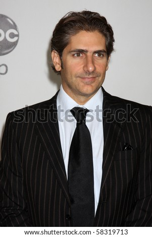 BEVERLY HILLS, CA - AUG 1:  Michael Imperioli at the Disney / ABC Summer Press Tour  on August 1, 2010 in Beverly Hills, CA.....