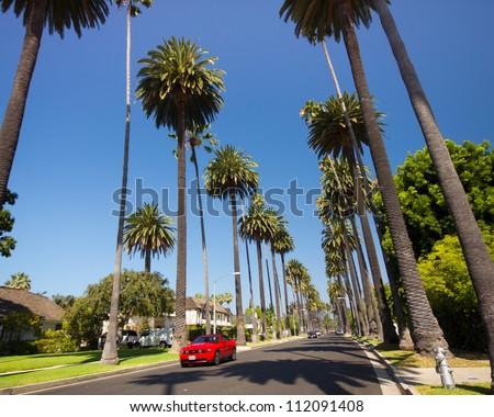 California celebrity residents