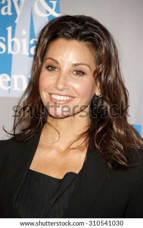 BEVERLY HILLS, CA - MAY 19, 2012: Gina Gershon at the L.A. Gay and Lesbian Center's 'An Evening With Women' held at the Beverly Hilton Hotel in Beverly Hills, USA on May 19, 2012.