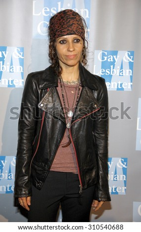 BEVERLY HILLS, CA - MAY 19, 2012: Linda Perry  at the L.A. Gay and Lesbian Center's 'An Evening With Women' held at the Beverly Hilton Hotel in Beverly Hills, USA on May 19, 2012. - stock photo