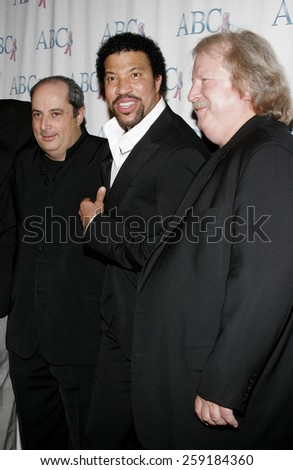 BEVERLY HILLS, CALIFORNIA. November 19, 2005. Lionel Richie at the Diamond Jubilee Spirit of Hollywood Awards at the Beverly Hilton Hotel in Beverly Hills, California United States.  - stock photo