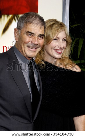 """BEVERLY HILLS, CALIFORNIA - November 15, 2011. Robert Forster at the Los Angeles Premiere of """"The Descendants"""" held at the AMPAS Samuel Goldwyn Theater, Los Angeles.  - stock photo"""