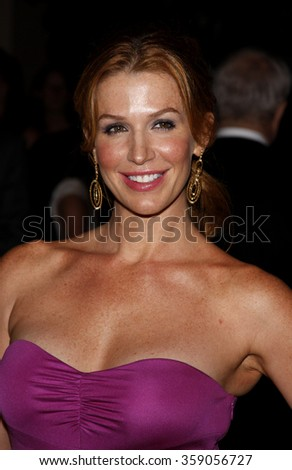 BEVERLY HILLS, CALIFORNIA - October 2, 2009. Poppy Montgomery at the Operation Smile's 8th Annual Smile Gala held at the Beverly Hilton Hotel, Beverly Hills, Los Angeles.