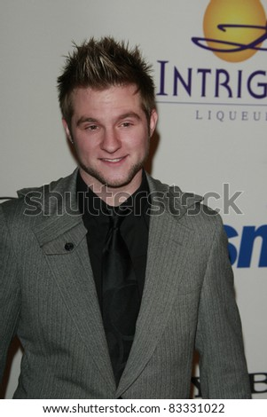 BEVERLY HILLS - FEB 9: Blake Lewis at the Clive Davis Pre-GRAMMY Party 2008 held at the Beverly Hilton Hotel in Beverly Hills, California on February 9, 2008