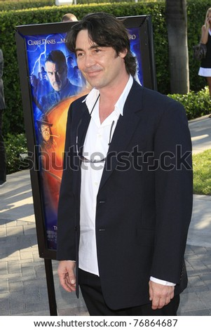 BEVERLY HILLS - JUL 29: Nathaniel Parker at the premiere of 'Stardust' at Paramount Studios in Hollywood, Los Angeles, California on July 29, 2007. - stock photo