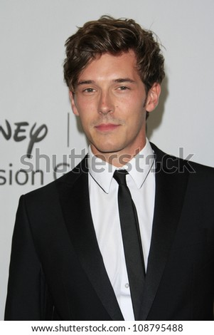 BEVERLY HILLS - JUL 27: Sam Palladio at the 2012 Disney and ABC TCA Summer Press Tour at the Beverly Hilton Hotel on July 27, 2012 in Beverly Hills, California