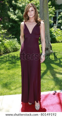 BEVERLY HILLS - JUN 14: Summer Altice at Reality Cares presents 'The Dogs Next Door', a Hollywood Celebrity Benefit at a private estate in Beverly Hills, California on June 14, 2008