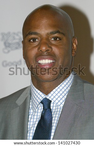 BEVERLY HILLS - MAY 7: Kevin Frazier arrives at The 12th Annual Golden Hearts Awards presented by The Midnight Mission on Monday, May 7, 2012 at the Beverly Wilshire Hotel in Beverly Hills, CA.
