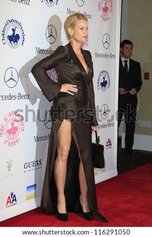 BEVERLY HILLS - OCT 20:  Nicollette Sheridan at the 26th Carousel Of Hope Ball at The Beverly Hilton Hotel on October 20, 2012 in Beverly Hills, California