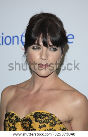 BEVERLY HILLS - OCT 2: Selma Blair at the Operation Smile's 2015 Smile Gala  on October 2, 2015 at the Beverly Wilshire Four Seasons Hotel in Beverly Hills, CA. - stock photo