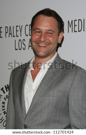 BEVERLY HILLS - SEP 11: Dan Vogelman at the PaleyFest for the ABC Fall TV Preview at The Paley Center for Media on September 11, 2012 in Beverly Hills, California