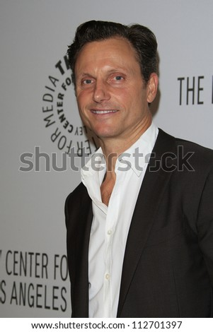 BEVERLY HILLS - SEP 11: Tony Goldwyn at the PaleyFest for the ABC Fall TV Preview at The Paley Center for Media on September 11, 2012 in Beverly Hills, California