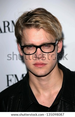 BEVERLY HILLS - SEPTEMBER 27: Chord Overstreet at Teen Vogue's 10th Anniversary Annual Young Hollywood Party in Private Location on September 27, 2012 in Beverly Hills, CA.