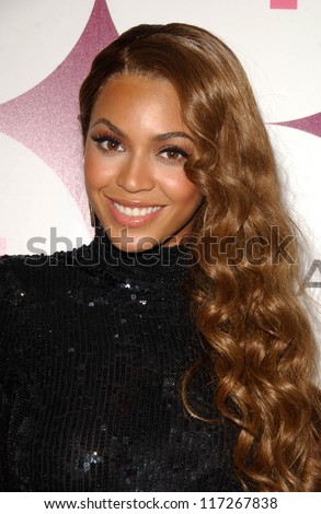 Beyonce Knowles at the People Magazine Post Grammy Party. Eleven, West Hollywood, CA. 02-11-07 - stock photo
