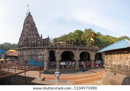 Image result for free image of BhimashankarJyotirlinga, Maharashtra