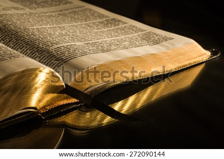 Bible, Religion, Christianity. - stock photo