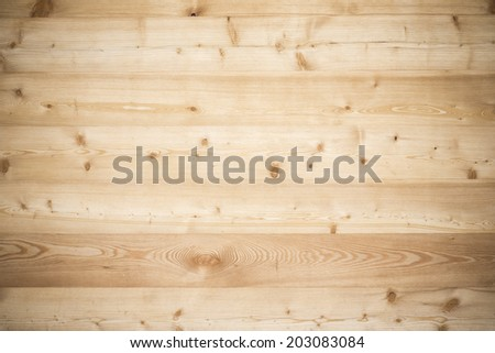 Big brown wooden texture and background - stock photo