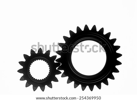 Big cog Small Cog