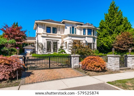 Luxury Mortgage Stock Images Royalty Free Images Vectors