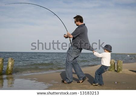 Big fish - stock photo
