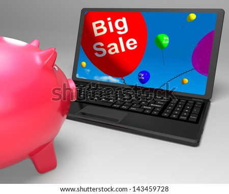 Big Sale On Laptop Shows Closeouts And Promotional Prices