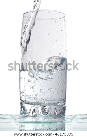 big shot drink - stock photo