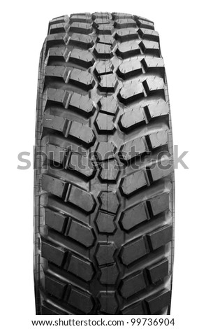 Truck tyre stock photos images pictures shutterstock for Big tractor tires for free