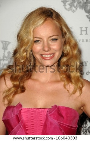 Bijou Phillips   at the Grand Opening of SLS Hotel. SLS Hotel, Los Angeles, CA. 12-04-08