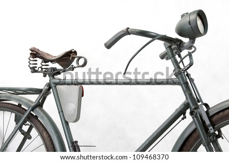 Bike - stock photo
