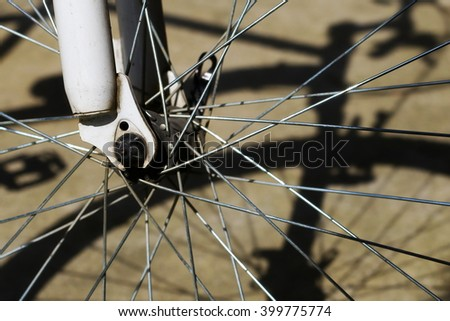 bike detail background