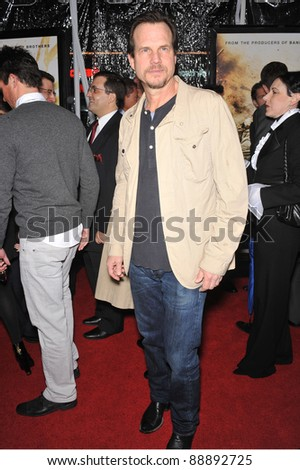 "Bill Paxton at the premiere of HBO miniseries ""The Pacific"" at Grauman's Chinese Theatre, Hollywood. February 24, 2010  Los Angeles, CA Picture: Paul Smith / Featureflash"