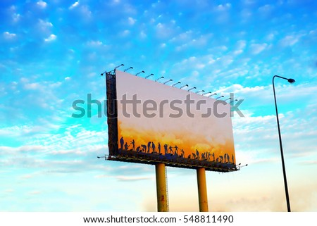 Billboard in the Sky