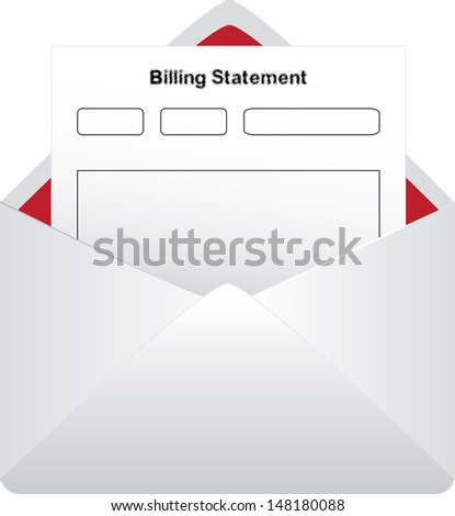 Billing Statement Stock Images, Royalty-Free Images & Vectors