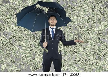 billionaire - stock photo