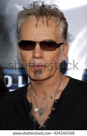 Billy Bob Thornton at the Los Angeles premiere of 'Eagle Eye' held at the Grauman's Chinese Theater in Hollywood, USA on September 16, 2008. - stock photo