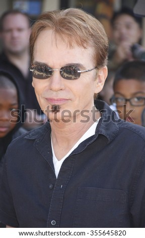 "Billy Bob Thornton at the Los Angeles Premiere of ""Puss In Boots"" held at the Regency Village Theater in Westwood, California, United States on October 23, 2011.   - stock photo"