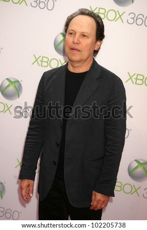 "Billy Crystal at the World Premiere of ""Project Natal"" for XBOX 360 Imagined by Cirque Du Soleil, Galen Center, Los Angeles, CA. 06-13-10"
